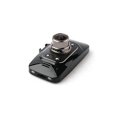 Автовидеорегистратор с GPS и монитором Tenex DVR 750 FHD