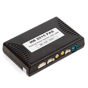 Адаптер для під'єднання камер у Mercedes Benz із системою NTG 5.0 5.1 з активними паркувальними лініями