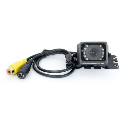 Universal Car Rear View Camera GT S616H with IR Lighting