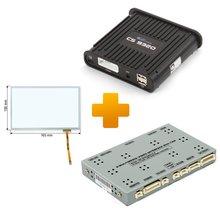 Navigation and Multimedia Kit for Audi MMI 3G Based on CS9320A - Short description