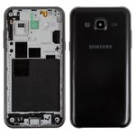 Housing compatible with Samsung J500H/DS Galaxy J5, (black)