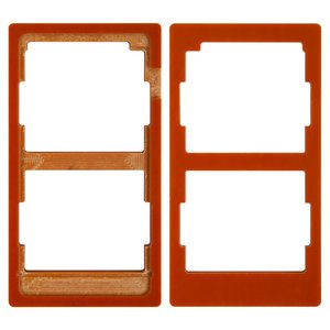 LCD Module Mould for Samsung N9200Galaxy Note 5 Cell Phone, (for glass gluing )