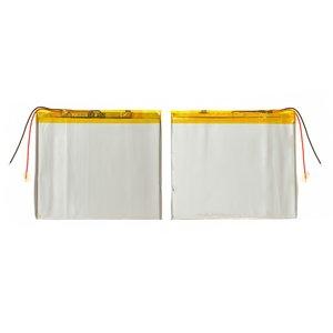 Battery, (80 mm, 95 mm, 2.6 mm, Li-ion, 3.7 V, 2100 mAh)