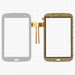 "Cristal táctil puede usarse con China-Tablet PC 7""; IconBIT NetTAB Matrix Quad (NT-0705M), 7"", 190 mm, 114 mm, 6 pin, capacitivo, #SG5317-FPC-V1"