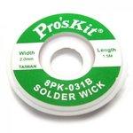 Стрічка для випаювання Pro'sKit 8PK-031B