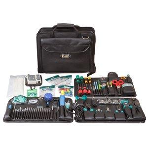Набор инструментов Pro'sKit 1PK-19382B для монтажа телекоммуникационных сетей