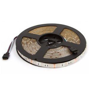 Светодиодная лента RGB SMD5050, IP20 (300 светодиодов, 12 В DC, 5 м)