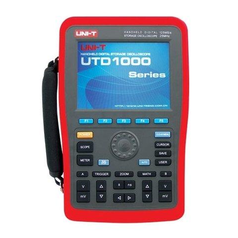 Портативный цифровой осциллограф UNI-T UTDM 11025C (UT1025C)