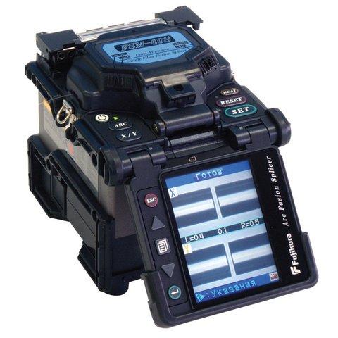 """Зварювальний апарат для оптоволокна Fujikura FSM 60S """"Kit A"""" Standard"""