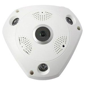 Безпровідна IP-камера спостереження MWCVR01 (960p, 1.3 МП, риб'яче око)