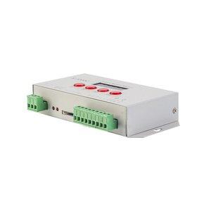 Контроллер RGB K-1000C (с поддержкой DMX 512, WS2811, WS2801, WS2812B, SD-карта)