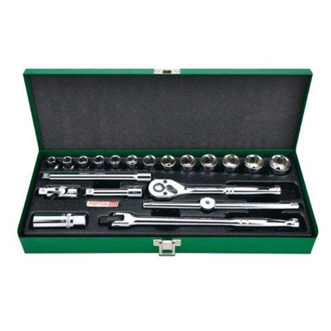 Набір інструментів у кейсі TOPTUL GCAD2001