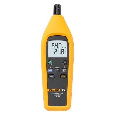Цифровий термогігрометр Fluke 971