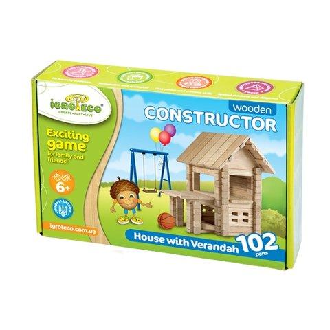 Juego de construcción IGROTECO