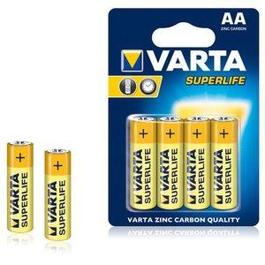 Батареи VARTA 2006 АА  (R6) Superlife (4 шт.)
