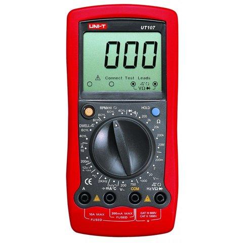 Digital Automotive Multimeter UNI T UT107