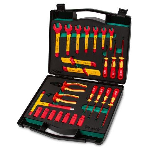 Insulated Tool Kit Pro'sKit PK 2809M