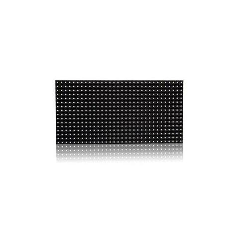 Módulo LED publicitario externo P10-RGB-SMD (320 × 160 mm, 32 × 16 puntos, IP65, 5600 nt)