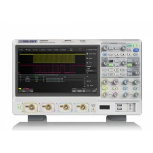 """Opción de software """"ampliación de ancho de banda"""" SIGLENT SDS5000X-4BW05"""