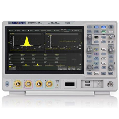 Bandwidth Upgrade Software SIGLENT SDS2000XP 4BW03