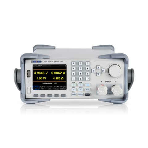 Programmable DC Electronic Load SIGLENT SDL1020X